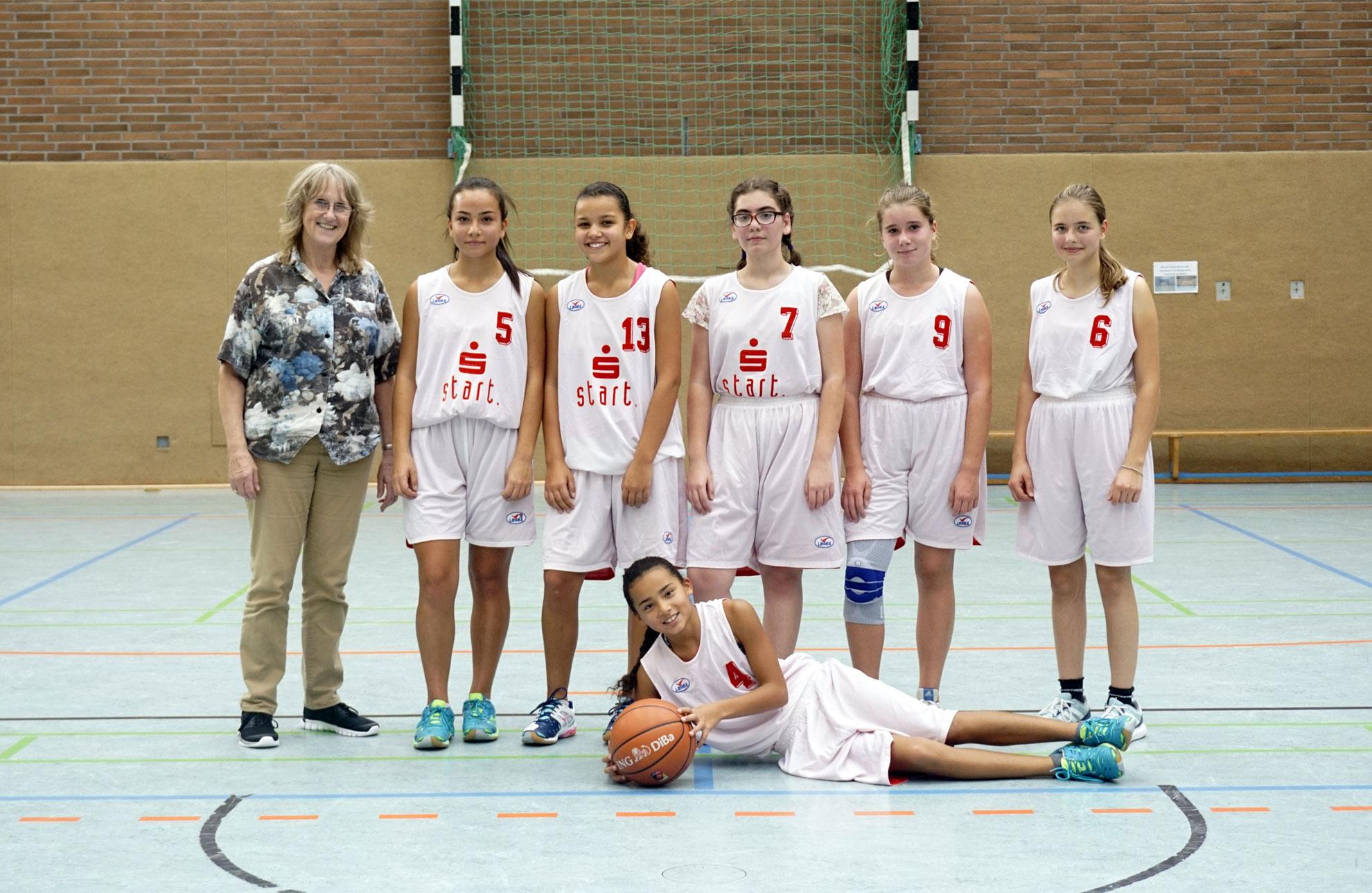 Ursulas Traum: Ein Starker Mädchenbasketball